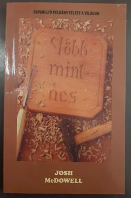 Több mint ács (Papír) [Antikvár könyv]