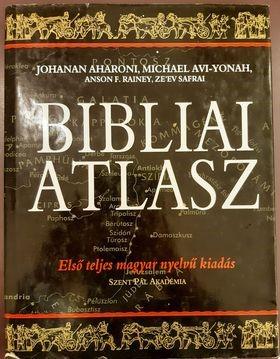 Bibliai atlasz (Kemény) [Antikvár könyv]