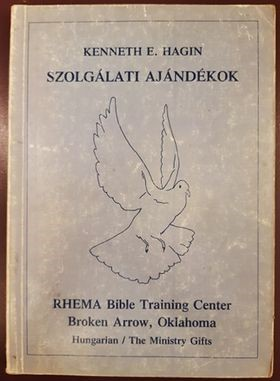 Szolgálati ajándékok (Papír) [Antikvár könyv]