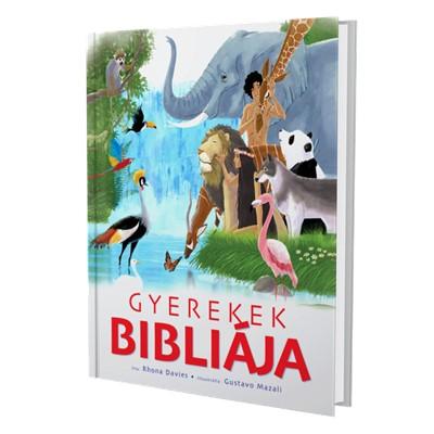 Gyerekek Bibliája (Keménytáblás)