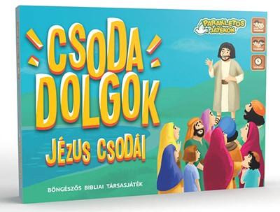 Csodadolgok - Jézus csodái (Doboz)