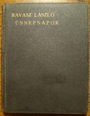 Ünnepnapok (Kemény) [Antikvár könyv]