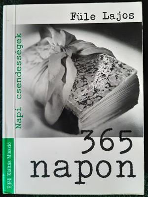 365 napom (Papír) [Antikvár könyv]