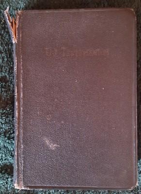 Új Testamentum (Kemény) [Antikvár könyv]