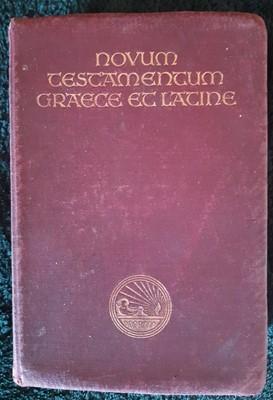 Novum Testamentum Graece et Latine (Kemény) [Antikvár könyv]