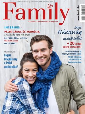 Family magazin 2021/1 (Papír)