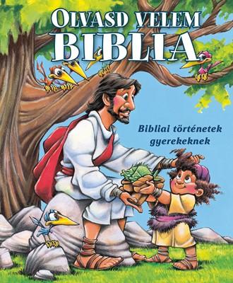 Olvasd velem Biblia (kék) (Keménytáblás)