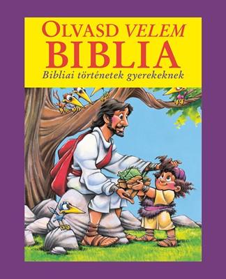 Olvasd velem Biblia (lila) (Keménytáblás)