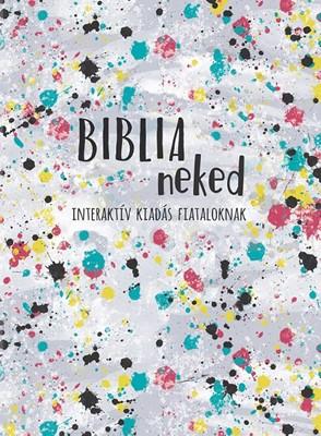 Biblia neked (Keménytáblás)