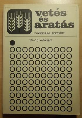 Vetés és aratás (Papír) [Antikvár könyv]