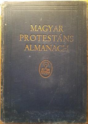 Magyar protestáns almanach (Kemény táblás) [Antikvár könyv]