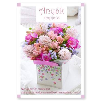 Képeslap-csomag Anyák napjára Mert jó az Úr (Csomag)