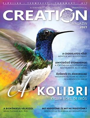 Creation Magazin 2021 (Füzetkapcsolt)