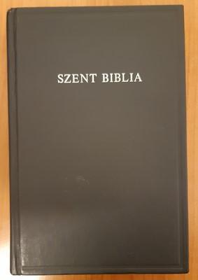 Biblia Károli fordítás, kis családi (Keménytáblás) [Antikvár könyv]
