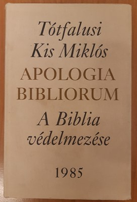 Apologia Bibliorum