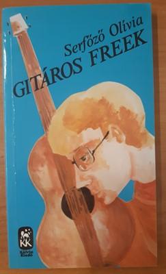 Gitáros freek (Papír) [Antikvár könyv]