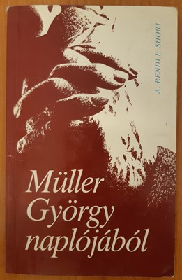 Müller György naplójából (Papír) [Antikvár könyv]