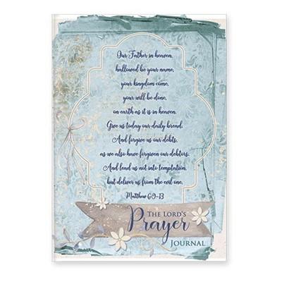 Keménytáblás angol napló The Lord's Prayer (Keménytáblás)