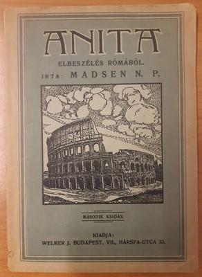 Anita (Papír) [Antikvár könyv]