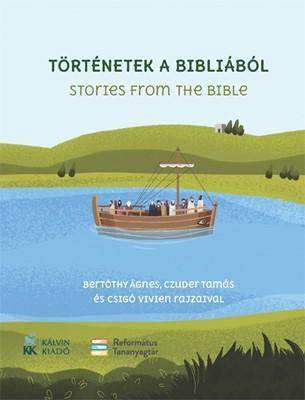 Történetek a Bibliából. Stories from the Bible (Papír)