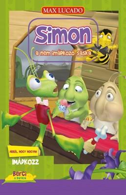 Simon, a nem imádkozó sáska (Papír)