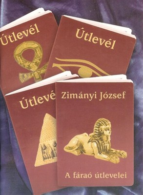 A fáraó útlevelei (füzet)