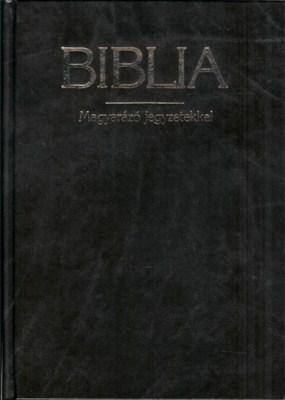 Biblia új fordítás, magyarázó jegyzetekkel (Papír)