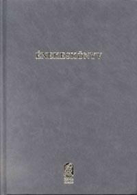 Református énekeskönyv (templomi) (Keménytáblás)