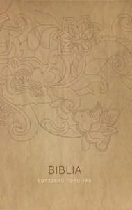 Biblia egyszerű fordítás női borító