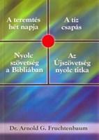 A teremtés hét napja - A tíz csapás -  Nyolc szövetség a Bibliában - Az Újszövetség nyolc titka (Papír)