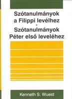 Szótanulmányok a Filippi levélhez, Szótanulmányok Péter első leveléhez