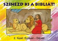 Színezd ki a Bibliát! 2. (Papír)