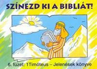 Színezd ki a Bibliát! 6.