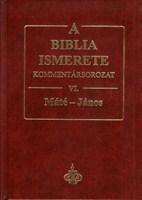 A Biblia ismerete VI. (Máté-János)