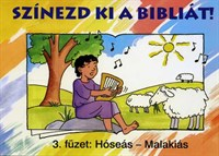 Színezd ki a Bibliát! 3.