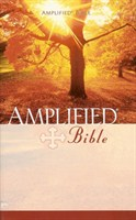 Angol Biblia Amplified Bible Mass Market