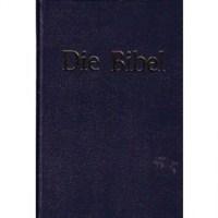 Német Biblia Elberfelder kék