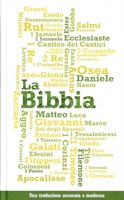 Olasz Biblia Nuova Riveduta 2006 zöld