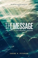 Angol Biblia The Message: The Bible in Contemporary Language PB (Paperback)