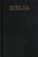 Román Biblia Cornilescu Fekete (Keménytáblás)