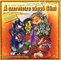 A szeretetre vágyó Süni (CD) [CD]