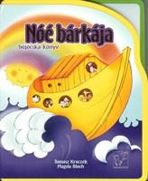 Nóé bárkája bújócska könyv (szivacskönyv)
