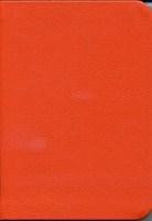 Biblia revideált Károli kicsi egyszerű (narancs) (műbőr)