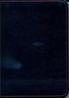 Biblia revideált Károli kicsi díszvarrott (sötétkék)