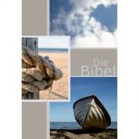 Német Biblia Elberfelder tengerpart (Kemény)