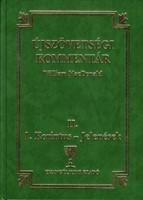 Újszövetségi kommentár II. 1Kor-Jel