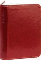 Biblia revideált Károli nagy exkluzív (bordó) (díszvarrott műbőr ezüst vagy arany szegéllyel)