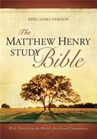 The Matthew Henry Study Bible (Hardback / Keménytáblás)