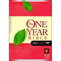 The One Year Bible MP3 AudioBible (CD)