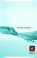 Angol Újszövetség New Living Translation Living Water NT PB